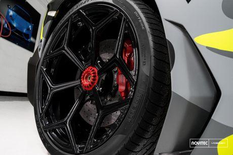 Hang do Novitec lai 'nghich' sieu xe cuc hiem, cuc dat, Lamborghini Aventador SV - Anh 5
