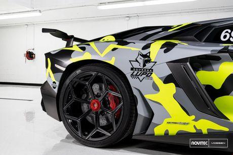 Hang do Novitec lai 'nghich' sieu xe cuc hiem, cuc dat, Lamborghini Aventador SV - Anh 7