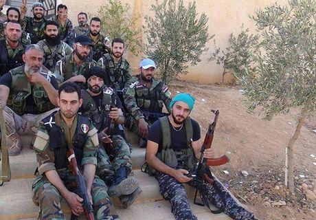 Quan doi Syria giai phong them loat khu vuc o Damascus - Anh 6