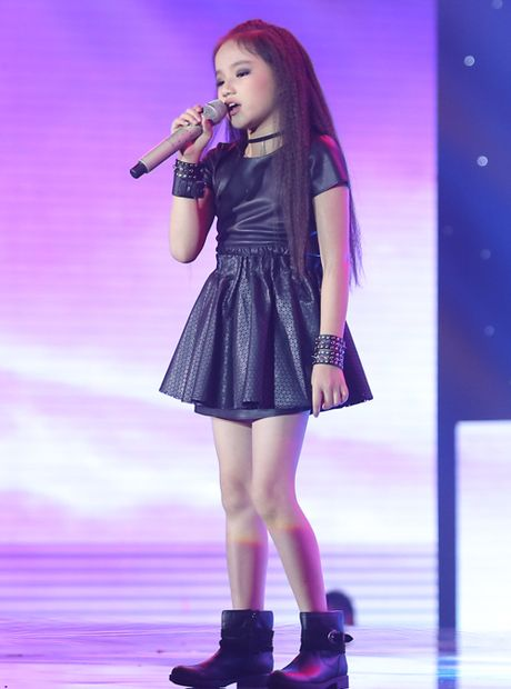 Liveshow 3 The Voice Kids: Dong Nhi lai khoc nhu mua - Anh 4
