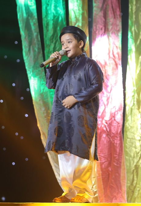 Liveshow 3 The Voice Kids: Dong Nhi lai khoc nhu mua - Anh 6