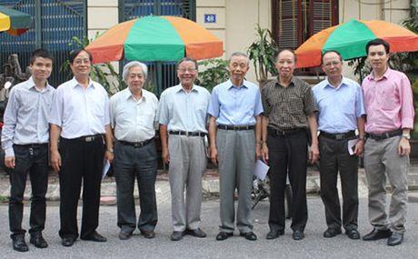 Hom nay, ky niem 20 nam Ngay thanh lap Hoi Khuyen hoc Viet Nam - Anh 1