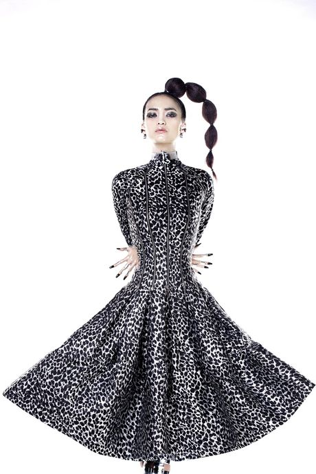 TRUC TIEP Chung ket Vietnam's Next Top Model 2016 - Anh 2
