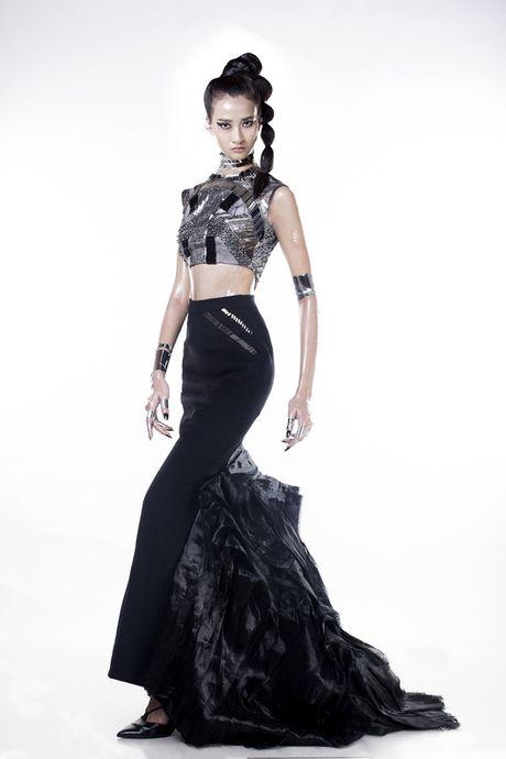 TRUC TIEP Chung ket Vietnam's Next Top Model 2016 - Anh 3