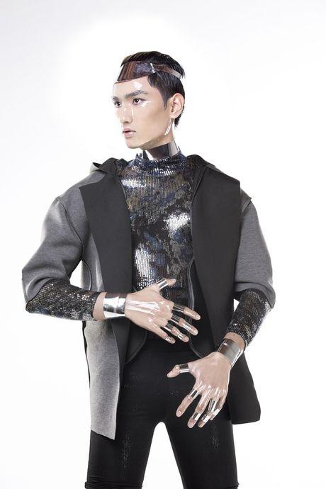 TRUC TIEP Chung ket Vietnam's Next Top Model 2016 - Anh 4