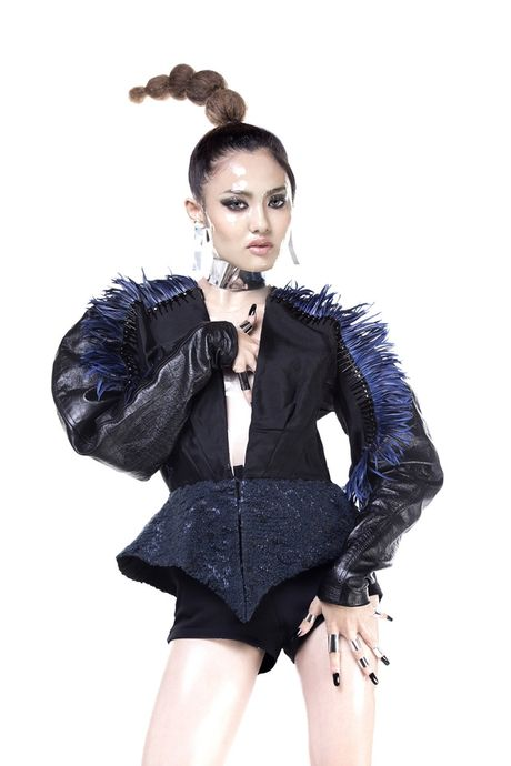 TRUC TIEP Chung ket Vietnam's Next Top Model 2016 - Anh 5