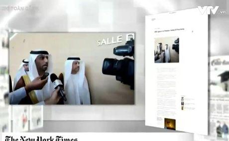 OPEC dat thoa thuan giam san luong nho Saudi Arabia nhuong bo Iran? - Anh 1