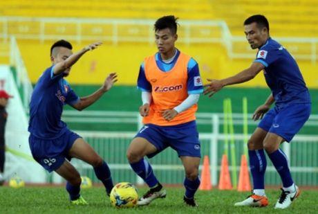 """DT Viet Nam ap dung loi choi """"Tiqui – Taca"""" tai AFF Cup 2016 - Anh 1"""