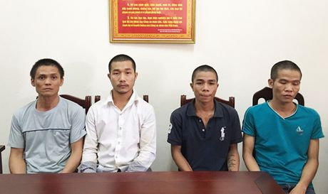 Bat di ly thanh cong 4 doi tuong tron na tai mien Nam va Tay Nguyen - Anh 1