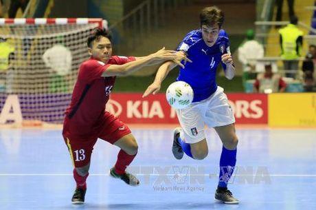 Viet Nam duoc trao giai Fair Play tai Futsal World Cup 2016 - Anh 1