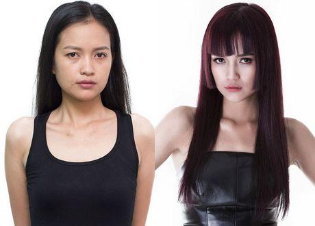 Chang duong den ngoi vi Quan quan VNTM 2016 cua Ngoc Chau - Anh 4