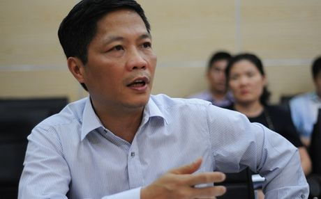 "Bo truong ""chi so dua ra quy dinh khong hop long dan"" - Anh 1"