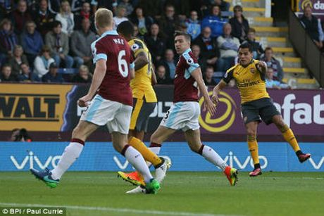 Chi tiet Burnley - Arsenal: Vo oa cam xuc (KT) - Anh 4