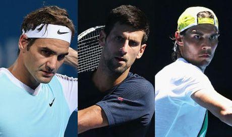 "Tennis 2016: Tu Federer den Serena, huyen thoai ""sa co"" - Anh 1"