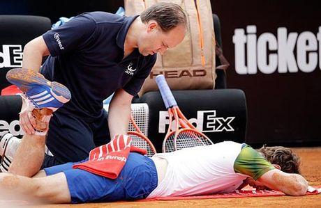 "Tennis 2016: Tu Federer den Serena, huyen thoai ""sa co"" - Anh 3"