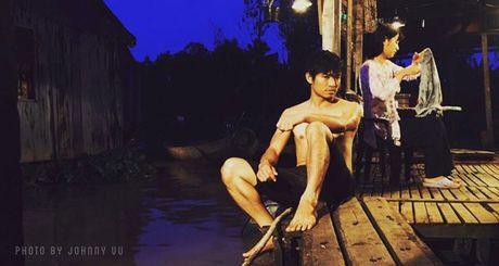 Quy Binh tan tinh chi dan em lai ghe - Anh 5