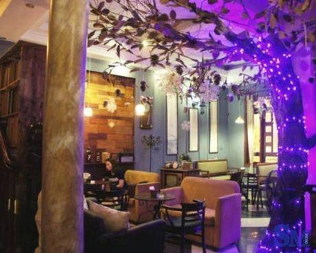 October lounge - hoai co ngam ho Tay vao thu - Anh 10