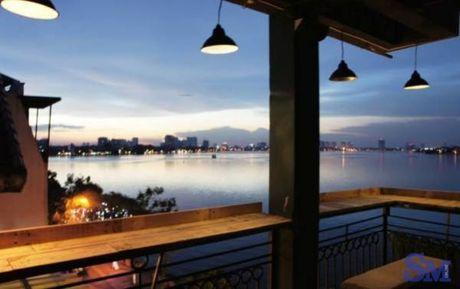 October lounge - hoai co ngam ho Tay vao thu - Anh 13