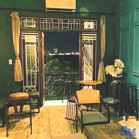 October lounge - hoai co ngam ho Tay vao thu - Anh 1