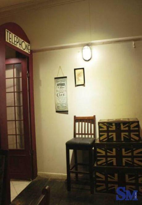 October lounge - hoai co ngam ho Tay vao thu - Anh 6