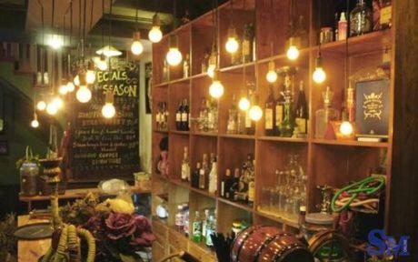 October lounge - hoai co ngam ho Tay vao thu - Anh 8