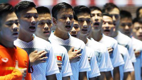 Viet Nam nhan giai thuong cao quy tai Futsal World Cup 2016 - Anh 1