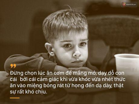 Uoc gi bo me dung noi voi con nhung loi nhu the! - Anh 1