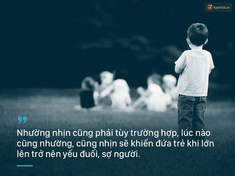 Uoc gi bo me dung noi voi con nhung loi nhu the! - Anh 2