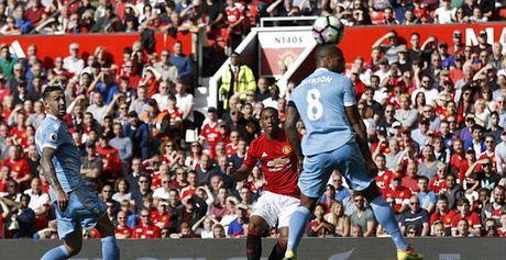TRUC TIEP Man Utd 1-1 Stoke City (H2): Ban thua dang tiec - Anh 1