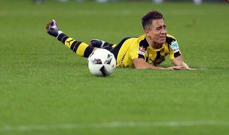 Chicharito 'no sung' khien Dortmund thua tran thu hai - Anh 5