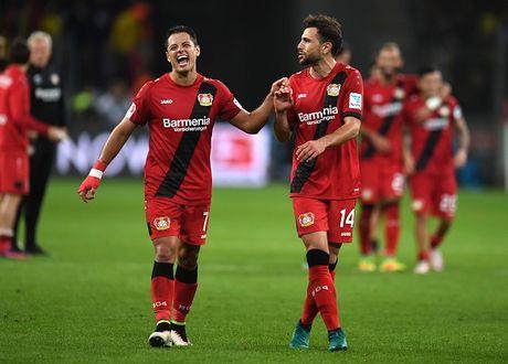 Chicharito 'no sung' khien Dortmund thua tran thu hai - Anh 8