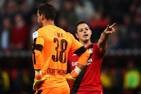 Chicharito 'no sung' khien Dortmund thua tran thu hai - Anh 9