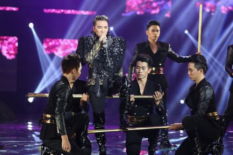 Ho Ngoc Ha quyen ru, chinh phuc hit 'Say tinh' cua Mr. Dam - Anh 12