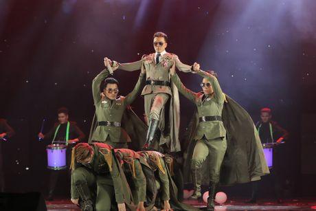 Ho Ngoc Ha quyen ru, chinh phuc hit 'Say tinh' cua Mr. Dam - Anh 15