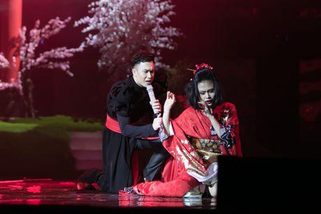 Ho Ngoc Ha quyen ru, chinh phuc hit 'Say tinh' cua Mr. Dam - Anh 21
