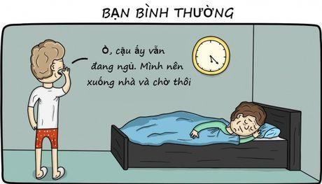 11 diem khac biet giua ban binh thuong va ban than - Anh 3