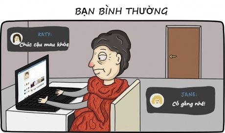 11 diem khac biet giua ban binh thuong va ban than - Anh 5