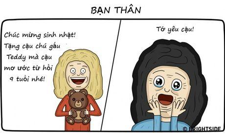 11 diem khac biet giua ban binh thuong va ban than - Anh 8