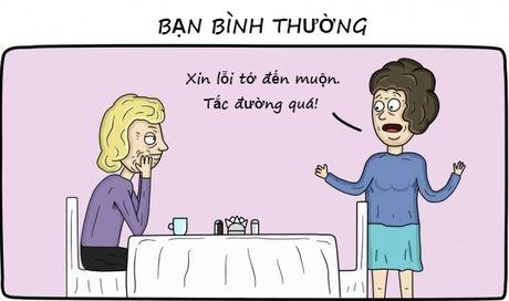 11 diem khac biet giua ban binh thuong va ban than - Anh 9