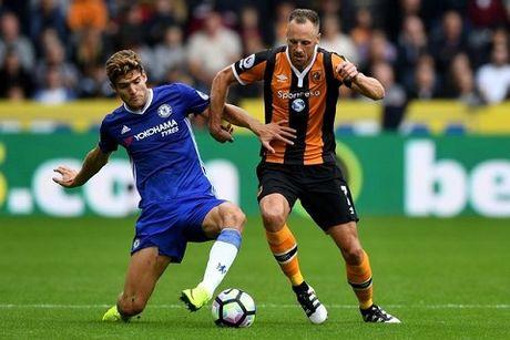 DIEM NHAN Hull City 0-2 Chelsea: Vu khi bi mat cua Conte va niem tin Victor Moses - Anh 1