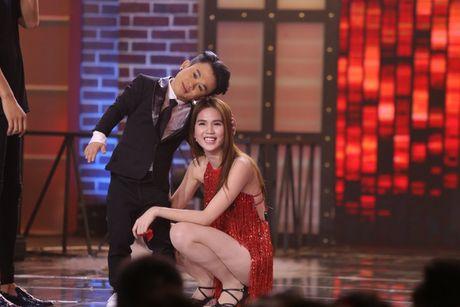 "Tran Thanh van goi Vy Oanh la ""nguoi diu dang nhat"" sau scandal ""vach mat"" Hari Won - Anh 12"