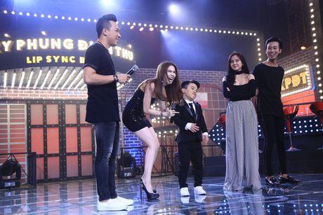 "Tran Thanh van goi Vy Oanh la ""nguoi diu dang nhat"" sau scandal ""vach mat"" Hari Won - Anh 1"