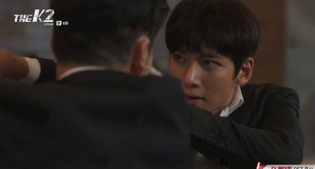 """""""The K2"""": Ji Chang Wook than tho truoc """"nu cuoi mi goi"""" cua Yoona (SNSD) - Anh 5"""