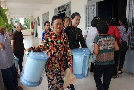 Soi noi Ngay hoi phu nu vi cong dong nam 2016 - Anh 2