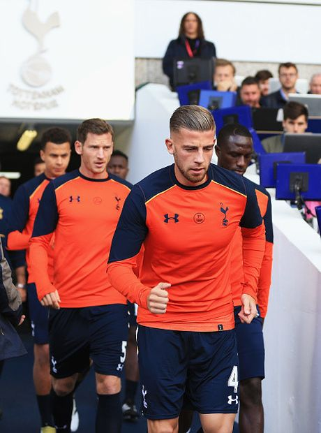TRUC TIEP Tottenham 1-0 Man City: Kolarov phan luoi - Anh 3