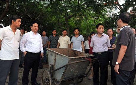 Vu ca chet trang Ho Tay: Toan bo mat nuoc ho khong co oxy - Anh 5