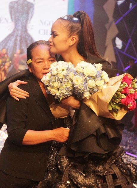 Quan quan Vietnam's Next Top Model 'lep ve' truoc hot girl Fung La? - Anh 3