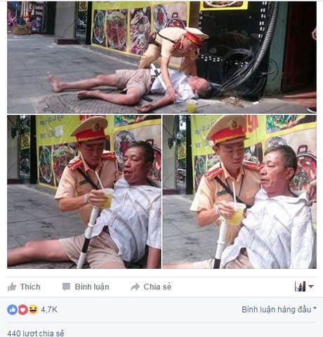 Hot tren Face 3.10: Ca Ho Tay chet trang ca Facebook, nu tai xe gap nan vi.... tranh chuot - Anh 5