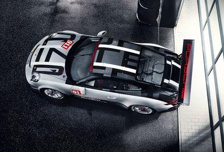 Can canh 'xe dua hang khung' Porsche 911 GT3 Cup moi - Anh 3
