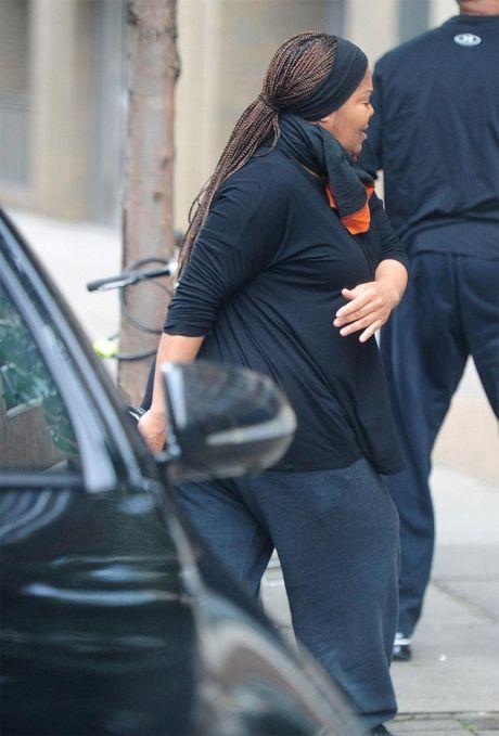 Janet Jackson so se khi mang thai con dau long o tuoi 50 - Anh 4